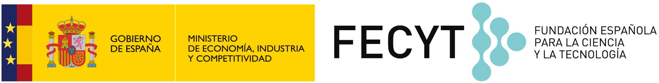 con la colaboración de la Fundación Española para la Ciencia y la Tecnología - Ministerio de Economía, Industria y Competitividad