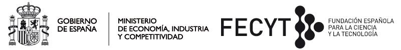 Convocatoria fecyt for Gobierno de espana ministerio del interior